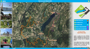 Capture du site Trail du Lac de Paladru 2019