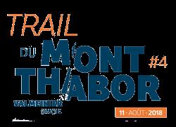Capture du site Trail du Mont Thabor 2018