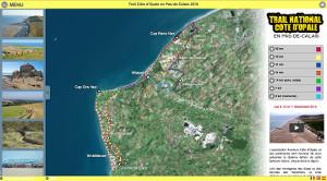 Trail Côte d'Opale en Pas-de-Calais 2021